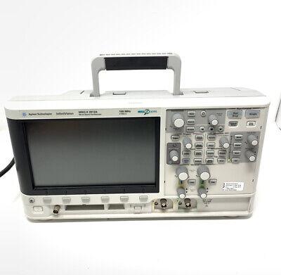 Agilent Technologies Mso-x 2012a Oscilloscope For Parts
