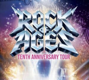 2 tickets to  Rock of Ages - casinorama - March 23