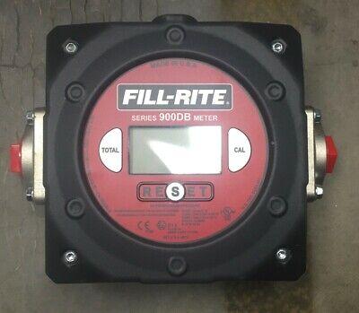 Fill-rite 900 Series Digital Meter 1. Npt