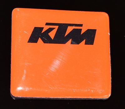 0318 KTM Logo Magnet Original Neu Orange Original Magnet Pinwand Magnetboard ❗️❗