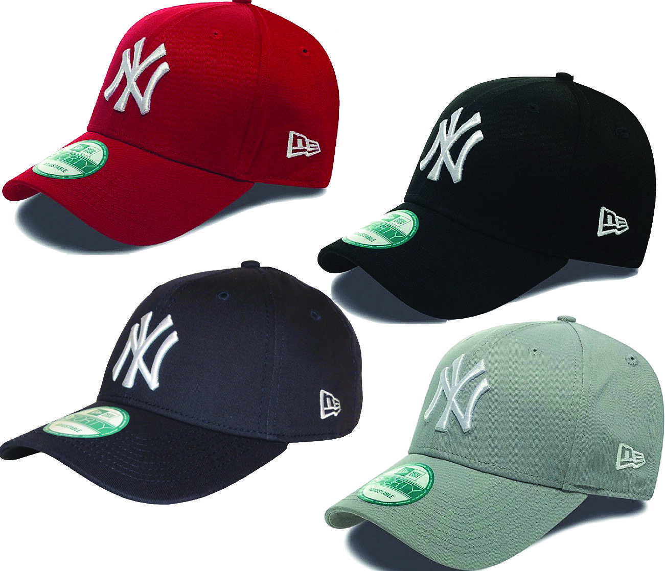 Товар New Era 9Forty League Basic NY Yankees Adjustable Baseball Cap - cc422666a875
