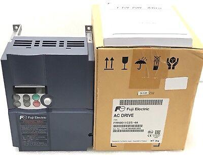 New Fuji Frn0011c2s-4a Inverter Ac Drive 5hp 3.7kw 3ph 380-480v 0.1-400hz