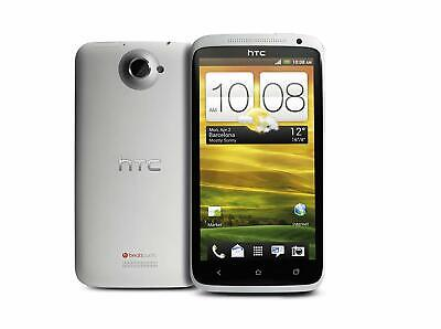 AT&T Cricket Tracfone H2O Straight Talk HTC One X White 4.7'' 8 MP GSM Excellent