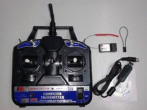 Funkfernsteuerung FS-CT6B