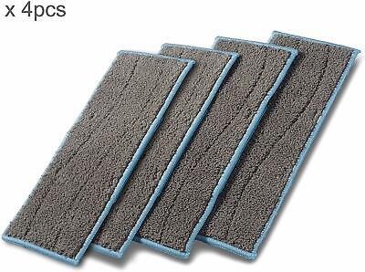 4X Nasswischtücher für iRobot Braava Jet M6 M6134 Wischtücher Reinigungstücher