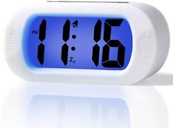 Betus LCD Digital Alarm Clock with Snooze Function and Backlight - Large Screen