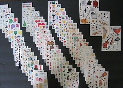 CREATIVE MEMORIES -Christmas/Wedding/Celebrations Stickers --- You Choose! - Christmas Scrapbook