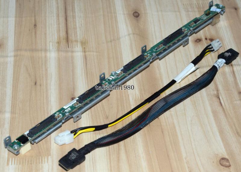516966-B21 HP DL360 G6 and G7 SFF SAS Backplane Kit 532147-001