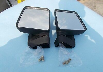 Suzuki Side Door Mirror Set - Left Right Carry Every Landy Holden Scurry Versa