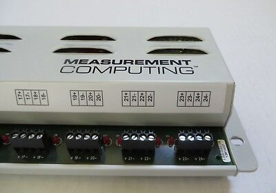 Measurement Computing Usb-ssr24 24-channel Solid State Relays Included