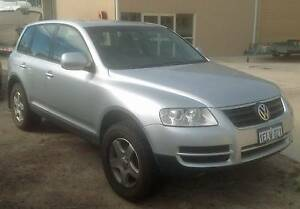 2005 Volkswagen Touareg Wagon Port Denison Irwin Area Preview