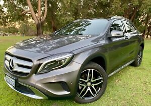 2016  MY17 update Mercedes-Benz GLA180 5,244 km 1 owner * extras O'Connor Fremantle Area Preview