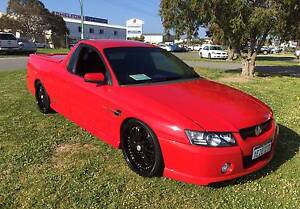 2004 Holden Commodore SS Ute **6-SPEED MANUAL** 5.7L V8 POWER!!!! East Rockingham Rockingham Area Preview