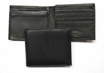 4673 Lorenz Super Soft Leather 14cm Patchwork Coin Purse With Press Stud Top Zip