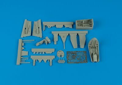 Aires 4359 1:48 He 162A Cockpit Set and Wheel Bay for Tamiya Kit