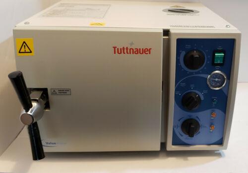 Tuttnauer 1730 Valueklave Autoclave Sterilizer
