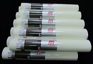 2982-18-5) 12 Rollen hochwertige Vlies Tapeten weiss mit feiner Struktur