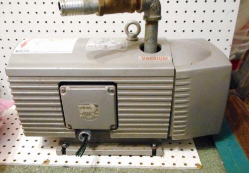 USED BECKER D 80 BY4P VACUUM PUMP  2008
