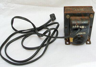 100va Isolation Transformer 115v Vintage