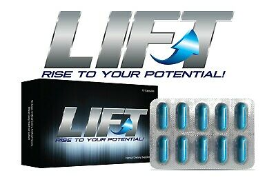 LIFT ~ Rise to Your Potential! Amplify Your Recovery, Endurance and Energy!