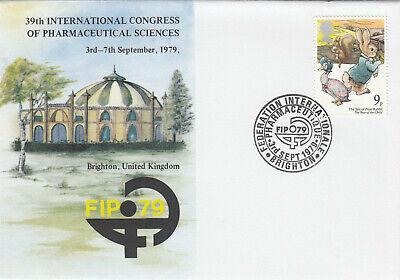 (64909) GB Cover Pharmaceutical Services Congress Brighton 1979