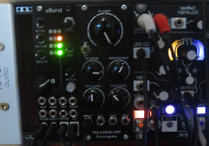 uBurst (8hp Clouds) Eurorack