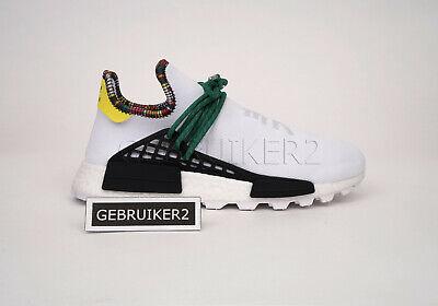 Inspiration Pack (adidas Originals x Pharrell PW Solar Hu NMD Inspiration Pack Ftwr White - EE7583)