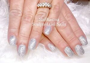 Sculptured Gel Nails