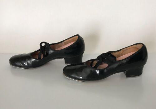 """Vintage CAPEZIO Master Tap Duo Tone Tap Shoes - 9"""" Length"""