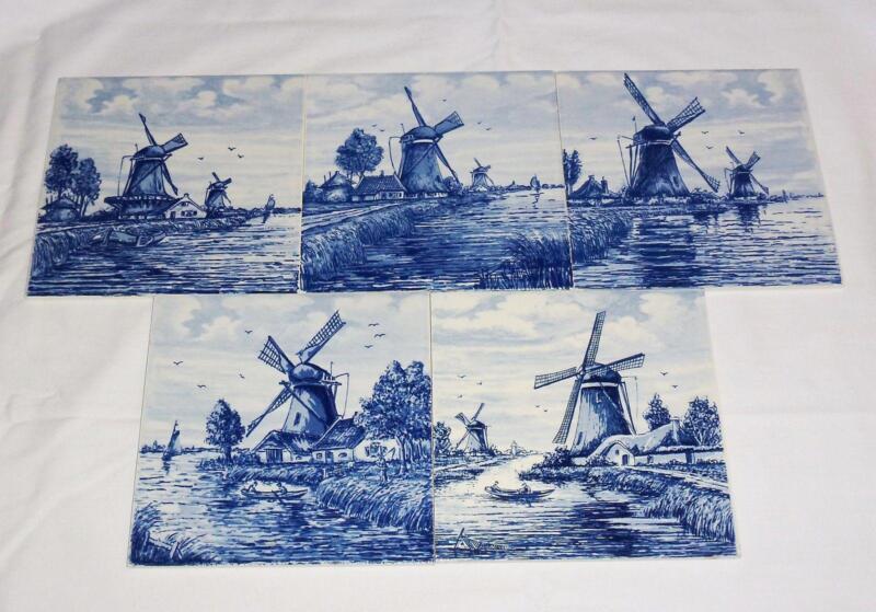 Delft Blue Tiles Ebay