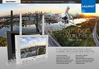 7, Fpv 5.8 Ghz Monitor Progettato Per Riprese Video Con Droni Lilliput 339/dw -  - ebay.it