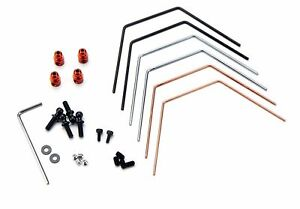 NEW HPI Cup Racer Switch Sway Bar Set Front / Rear 38425
