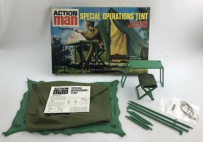 Action Man Special Operations Tent in Original Box for sale  Shipping to India