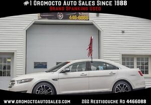 2018 Ford Taurus Limited ALL WHEEL DRIVE, FULLY LOADED