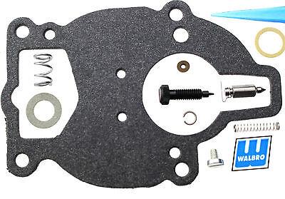 Walbro Carburetor Kit Fits Continental F163 Ck8f501 Ck8f502 Lub2 Lub3 Lub-3 A79