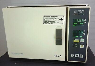 Autoclave Pelton Crane Delta Ae 8 Tattoo Dental Veterinary Salon Steam