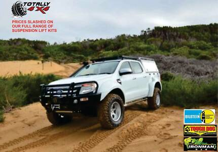 Unbeatable 4x4 Lift Kit Deals