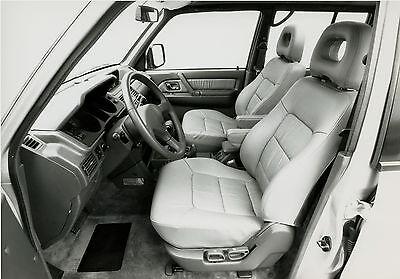 Mitsubishi Pajero 3000 V6 Pressefoto 21,5x15,2 cm press photo Auto PKWs Autofoto
