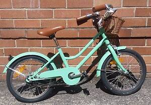 Girls 16 inch mint green bicycle Roseville Ku-ring-gai Area Preview
