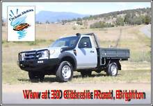 2011 Ford Ranger XL PK Manual 4x4 Turbo Diesel With Steel Tray. Brighton Brighton Area Preview