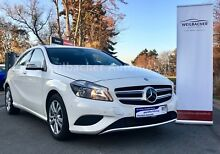 Mercedes-Benz A 180 BlueEfficiency 7G-DCT* Navi * SH * Leder *