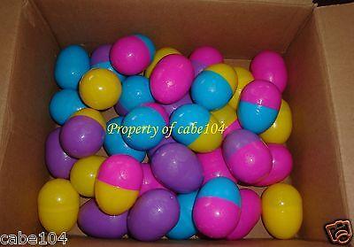 84 Easter Eggs Pastel Blue,Yellow,Pink,Purple - Slightly Raised Texture Prints ](Blue Easter Eggs)