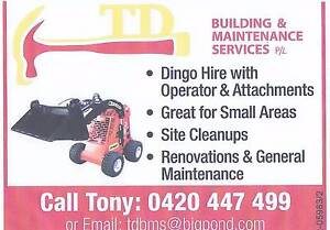 TD Building & Maintenance Services P/L Gungahlin Gungahlin Area Preview