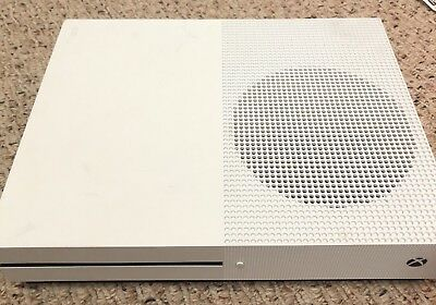 Microsoft Xbox One S 500 GB White Console