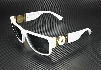 VERSACE VE4369 401 87 White Grey 58 mm Men's Sunglasses