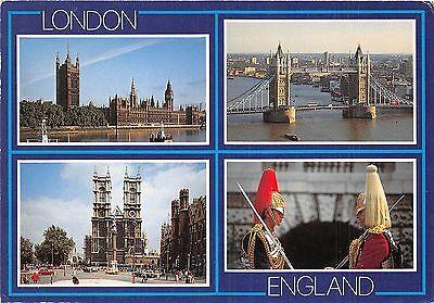 BR2577 England London multiviews   uk