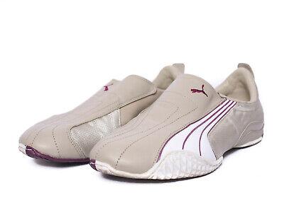 Puma Womens Leather Athletic (Drift Cat Style) Shoes (vfg-0306) Size 7