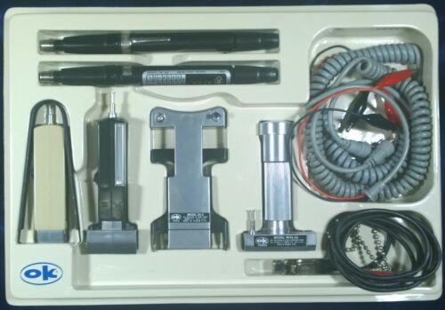 O.K. Machine and Tool DIGITAL LOGIC PROBE PRB-1 AND PULSER PLS-1 Kit - X-LISTED
