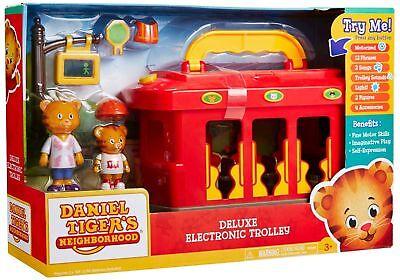 borhood Deluxe Electronic Trolley Playset (Electronic Trolley)