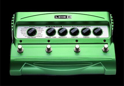 LINE 6 DL4 Delay Modeler Manly Manly Area Preview